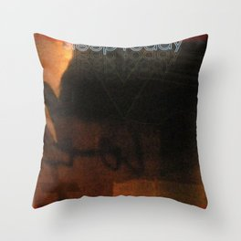 our Evil is Good, Our Evil is Shirt Throw Pillow
