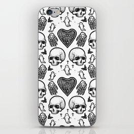 Ghostly Dreams II iPhone Skin