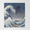 Great Wave: Kanagawa Night by rapplatt