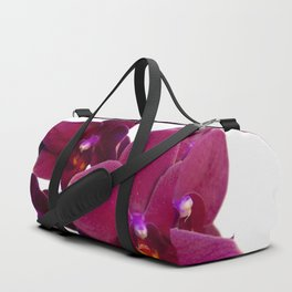 Orchid Flowers 09 Duffle Bag
