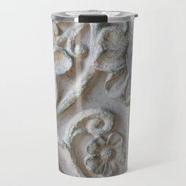 Floral Faucet Travel Mug