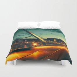 St Patrick's Sunset Duvet Cover