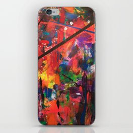Unified variety, varied unity #1 iPhone Skin