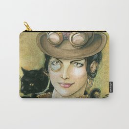 Lady Smog Carry-All Pouch