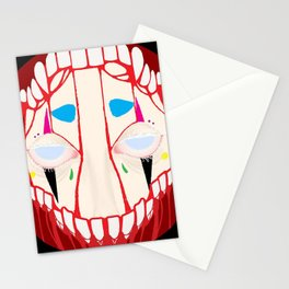 Torment Stationery Cards
