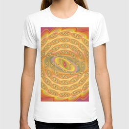 Hypnotic Eyes of the Sun T-shirt