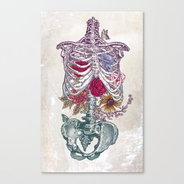 La Vita Nuova (The New Life) Canvas Print