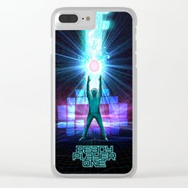 Ready Player One Clear iPhone Case