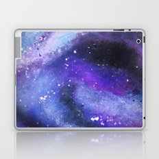 PAINTED GALAXY (Painted, stars, space, milky-way) Laptop & iPad Skin