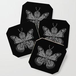 black mothman prophecy ecopop Coaster