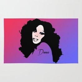 Donna Summer - Last Dance - Pop Art Rug