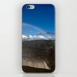 Iceland Rainbow iPhone Skin