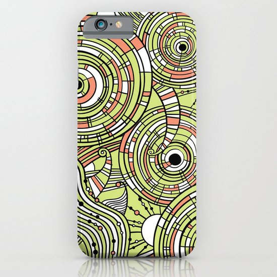 Eternal Rings iPhone & iPod Case