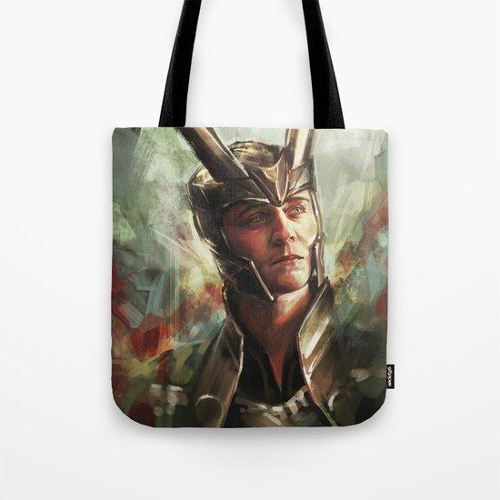 The Prince of Asgard Tote Bag