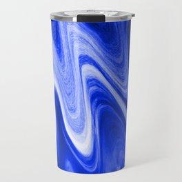 Turbulent  twirl 3 Travel Mug