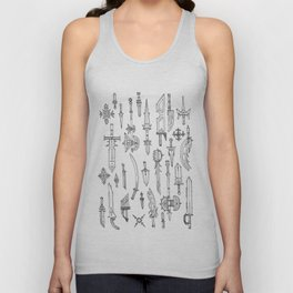 Mystic Weapons Unisex Tank Top