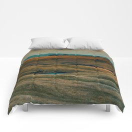 The Beauty of Nothing and Nowhere Comforters