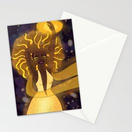 LAUGHING MEDUSA Stationery Cards