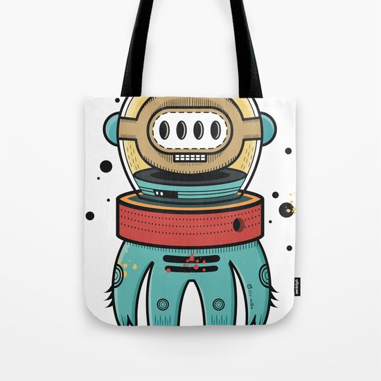 D-Nat boy Tote Bag