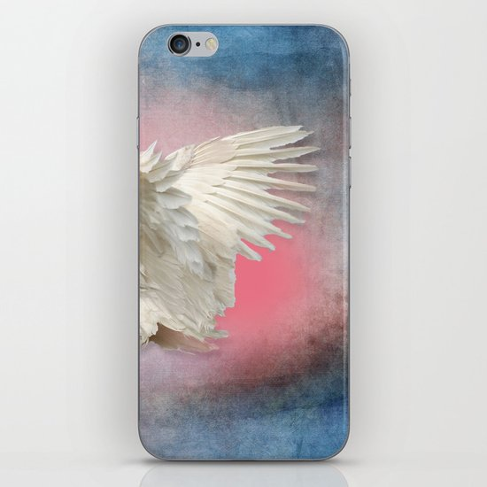 Lost Angel Wing iPhone & iPod Skin