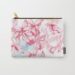 Overlaying Carry-All Pouch