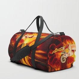 Pole Stars - Aries Duffle Bag