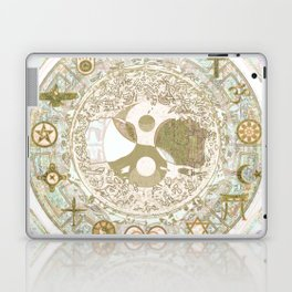 Let Love Be the Foundation Laptop & iPad Skin