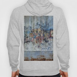 Graffiti Wall 2 Hoody
