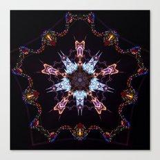 Kalightoscope Canvas Print