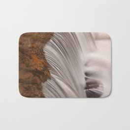 Tolliver Falls Close-up Bath Mat