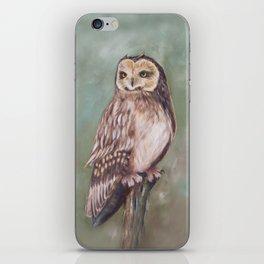 Ural Owl iPhone Skin