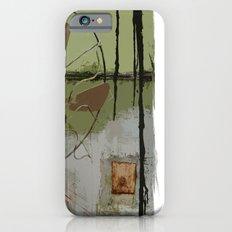 old antique fan iPhone 6s Slim Case