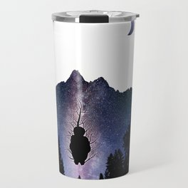The Bright Dark Side Travel Mug