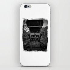 Old Railway Wagon iPhone Skin