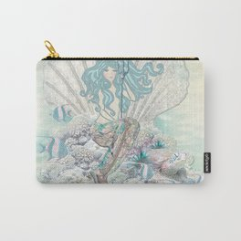 Anais Nin Mermaid [vintage inspired] Art Print Carry-All Pouch