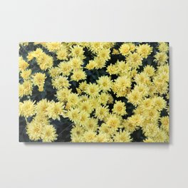 Flower Invasion 2 Metal Print