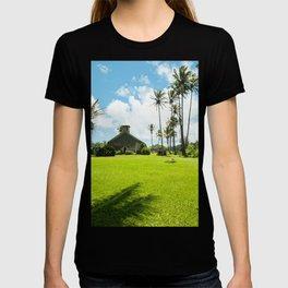 Lanakila 'ihi'ihi O Iehowa O Na Kaua Church Keanae Maui Hawaii T-shirt