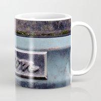custom Mugs featuring Custom by PlaidRed