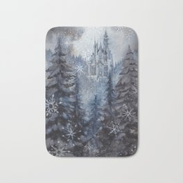 Snow Starlight Bath Mat