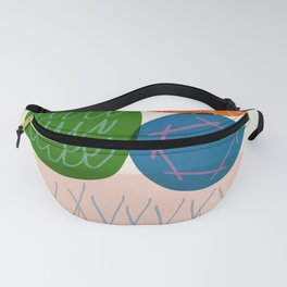 Abstraction_Shape_Companion_01 Fanny Pack