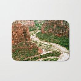 Zion Canyon Bath Mat