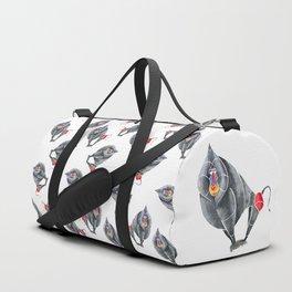 Baboon Duffle Bag