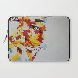 chillaxing attitude Laptop Sleeve