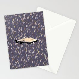 Salmon Spectacular Stationery Cards
