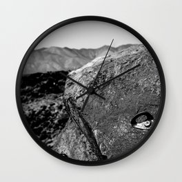 LAVA CLIMB Wall Clock