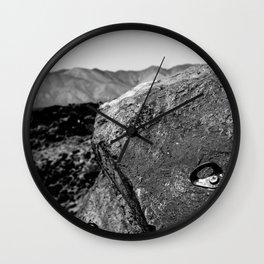 LAVA CLIMB Wall Clock
