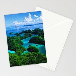 Palau Islands' Tropical Paradise Stationery Cards
