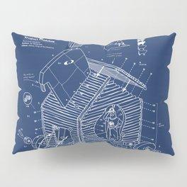 Trojan Rabbit Pillow Sham