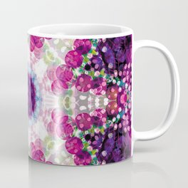 Batik Kaleidoscope Coffee Mug