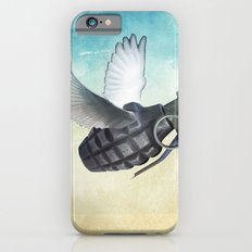 war and peace iPhone 6s Slim Case